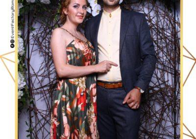 Cabina Foto Showtime - Magic Mirror - Nunta - Oana si Alex - Restaurant Posada Events Ramnicu Valcea - Event Factory (132)