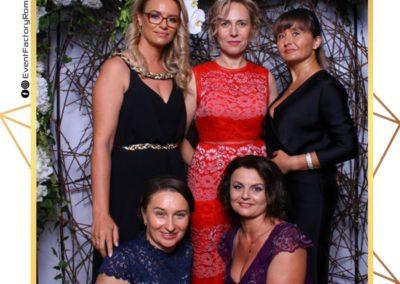Cabina Foto Showtime - Magic Mirror - Nunta - Oana si Alex - Restaurant Posada Events Ramnicu Valcea - Event Factory (135)