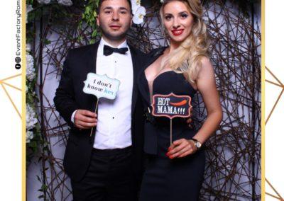 Cabina Foto Showtime - Magic Mirror - Nunta - Oana si Alex - Restaurant Posada Events Ramnicu Valcea - Event Factory (163)