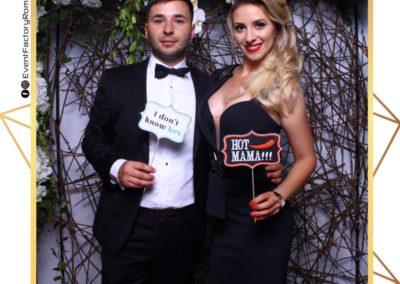 Cabina Foto Showtime - Magic Mirror - Nunta - Oana si Alex - Restaurant Posada Events Ramnicu Valcea - Event Factory (164)