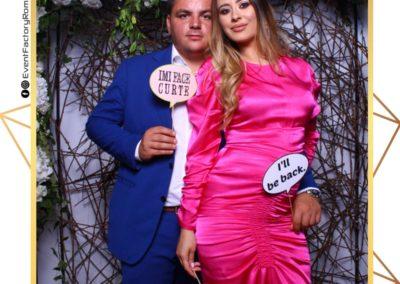 Cabina Foto Showtime - Magic Mirror - Nunta - Oana si Alex - Restaurant Posada Events Ramnicu Valcea - Event Factory (166)