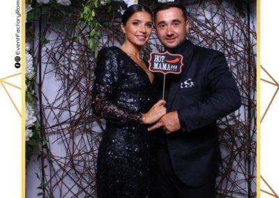 Cabina Foto Showtime - Magic Mirror - Nunta - Oana si Alex - Restaurant Posada Events Ramnicu Valcea - Event Factory (174)