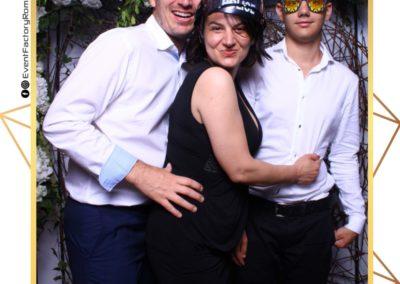 Cabina Foto Showtime - Magic Mirror - Nunta - Oana si Alex - Restaurant Posada Events Ramnicu Valcea - Event Factory (180)