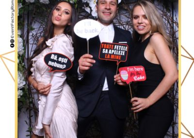Cabina Foto Showtime - Magic Mirror - Nunta - Oana si Alex - Restaurant Posada Events Ramnicu Valcea - Event Factory (203)