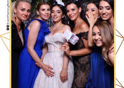 Cabina Foto Showtime - Magic Mirror - Nunta - Oana si Alex - Restaurant Posada Events Ramnicu Valcea - Event Factory (26)