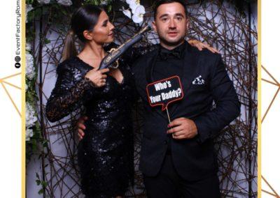 Cabina Foto Showtime - Magic Mirror - Nunta - Oana si Alex - Restaurant Posada Events Ramnicu Valcea - Event Factory (60)