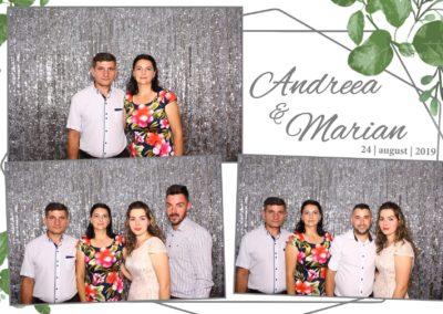 Cabina Foto Showtime - FUN BOX - Nunta - Andreea & Marian - Grand Imperial Deluxe Ramnicu Valcea - Event Factory (23)