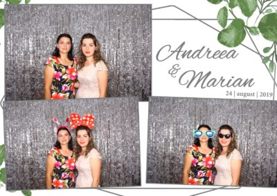 Cabina Foto Showtime - FUN BOX - Nunta - Andreea & Marian - Grand Imperial Deluxe Ramnicu Valcea - Event Factory (24)