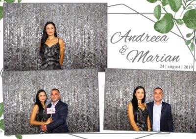 Cabina Foto Showtime - FUN BOX - Nunta - Andreea & Marian - Grand Imperial Deluxe Ramnicu Valcea - Event Factory (3)