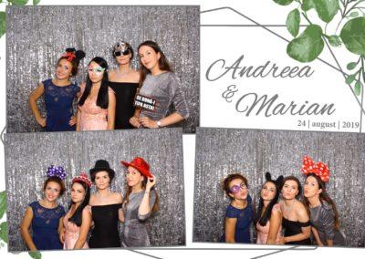 Cabina Foto Showtime - FUN BOX - Nunta - Andreea & Marian - Grand Imperial Deluxe Ramnicu Valcea - Event Factory (30)