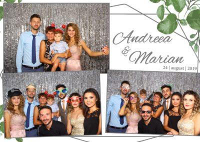 Cabina Foto Showtime - FUN BOX - Nunta - Andreea & Marian - Grand Imperial Deluxe Ramnicu Valcea - Event Factory (40)