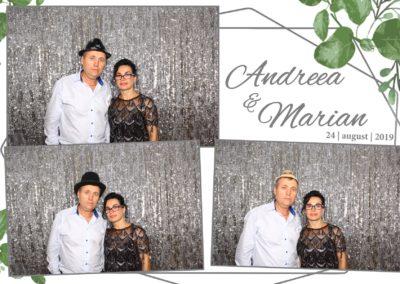 Cabina Foto Showtime - FUN BOX - Nunta - Andreea & Marian - Grand Imperial Deluxe Ramnicu Valcea - Event Factory (59)