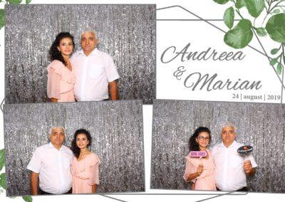 Cabina Foto Showtime - FUN BOX - Nunta - Andreea & Marian - Grand Imperial Deluxe Ramnicu Valcea - Event Factory (65)
