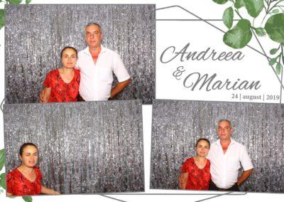 Cabina Foto Showtime - FUN BOX - Nunta - Andreea & Marian - Grand Imperial Deluxe Ramnicu Valcea - Event Factory (68)