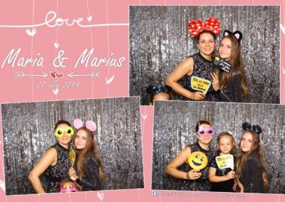 Cabina Foto Showtime - FUN BOX - Nunta - Maria & Marius - Restaurant OK Ballroom Ramnicu Valcea - Event Factory (10)