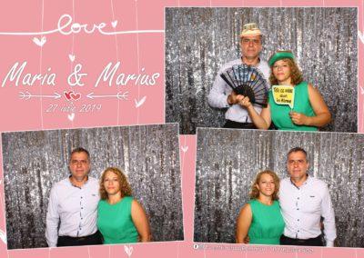 Cabina Foto Showtime - FUN BOX - Nunta - Maria & Marius - Restaurant OK Ballroom Ramnicu Valcea - Event Factory (12)