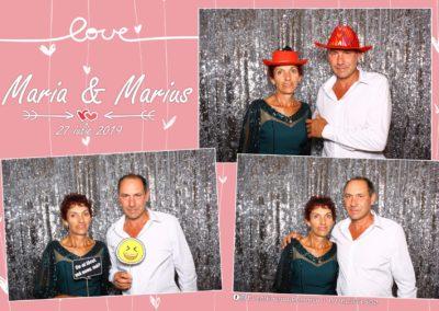 Cabina Foto Showtime - FUN BOX - Nunta - Maria & Marius - Restaurant OK Ballroom Ramnicu Valcea - Event Factory (14)