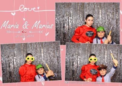 Cabina Foto Showtime - FUN BOX - Nunta - Maria & Marius - Restaurant OK Ballroom Ramnicu Valcea - Event Factory (15)