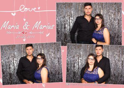 Cabina Foto Showtime - FUN BOX - Nunta - Maria & Marius - Restaurant OK Ballroom Ramnicu Valcea - Event Factory (16)