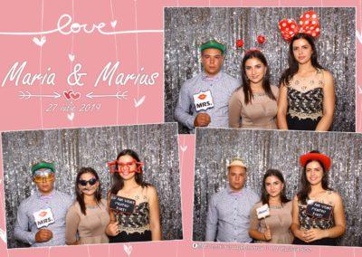 Cabina Foto Showtime - FUN BOX - Nunta - Maria & Marius - Restaurant OK Ballroom Ramnicu Valcea - Event Factory (17)