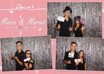 Cabina Foto Showtime - FUN BOX - Nunta - Maria & Marius - Restaurant OK Ballroom Ramnicu Valcea - Event Factory (18)