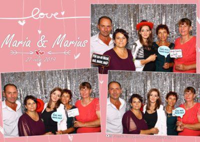 Cabina Foto Showtime - FUN BOX - Nunta - Maria & Marius - Restaurant OK Ballroom Ramnicu Valcea - Event Factory (20)