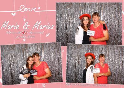 Cabina Foto Showtime - FUN BOX - Nunta - Maria & Marius - Restaurant OK Ballroom Ramnicu Valcea - Event Factory (21)