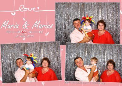 Cabina Foto Showtime - FUN BOX - Nunta - Maria & Marius - Restaurant OK Ballroom Ramnicu Valcea - Event Factory (24)