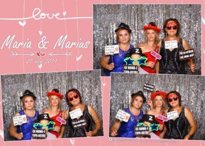 Cabina Foto Showtime - FUN BOX - Nunta - Maria & Marius - Restaurant OK Ballroom Ramnicu Valcea - Event Factory (27)