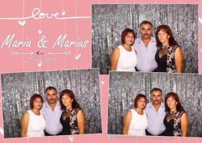Cabina Foto Showtime - FUN BOX - Nunta - Maria & Marius - Restaurant OK Ballroom Ramnicu Valcea - Event Factory (31)