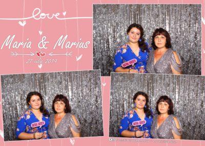 Cabina Foto Showtime - FUN BOX - Nunta - Maria & Marius - Restaurant OK Ballroom Ramnicu Valcea - Event Factory (32)