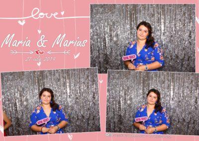 Cabina Foto Showtime - FUN BOX - Nunta - Maria & Marius - Restaurant OK Ballroom Ramnicu Valcea - Event Factory (33)