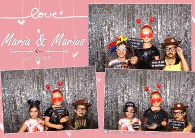 Cabina Foto Showtime - FUN BOX - Nunta - Maria & Marius - Restaurant OK Ballroom Ramnicu Valcea - Event Factory (35)