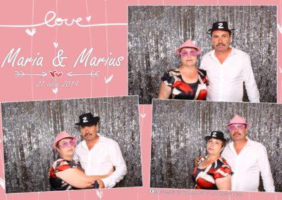 Cabina Foto Showtime - FUN BOX - Nunta - Maria & Marius - Restaurant OK Ballroom Ramnicu Valcea - Event Factory (36)