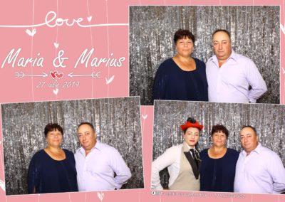 Cabina Foto Showtime - FUN BOX - Nunta - Maria & Marius - Restaurant OK Ballroom Ramnicu Valcea - Event Factory (38)