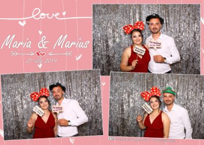 Cabina Foto Showtime - FUN BOX - Nunta - Maria & Marius - Restaurant OK Ballroom Ramnicu Valcea - Event Factory (40)