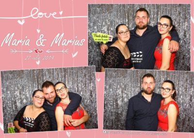 Cabina Foto Showtime - FUN BOX - Nunta - Maria & Marius - Restaurant OK Ballroom Ramnicu Valcea - Event Factory (42)