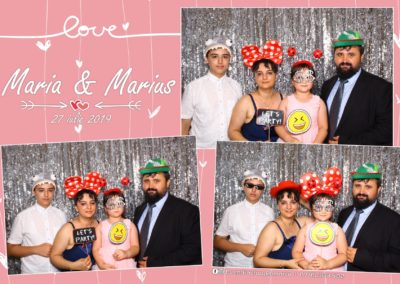 Cabina Foto Showtime - FUN BOX - Nunta - Maria & Marius - Restaurant OK Ballroom Ramnicu Valcea - Event Factory (45)