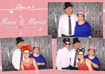 Cabina Foto Showtime - FUN BOX - Nunta - Maria & Marius - Restaurant OK Ballroom Ramnicu Valcea - Event Factory (46)