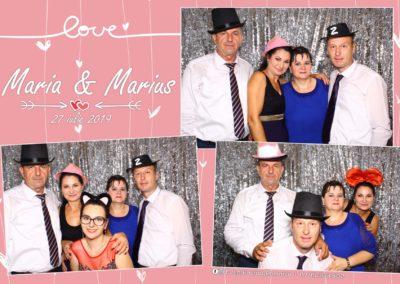 Cabina Foto Showtime - FUN BOX - Nunta - Maria & Marius - Restaurant OK Ballroom Ramnicu Valcea - Event Factory (47)
