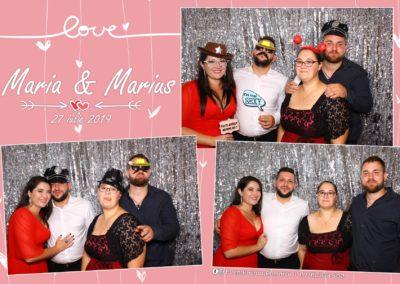 Cabina Foto Showtime - FUN BOX - Nunta - Maria & Marius - Restaurant OK Ballroom Ramnicu Valcea - Event Factory (48)