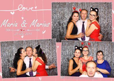 Cabina Foto Showtime - FUN BOX - Nunta - Maria & Marius - Restaurant OK Ballroom Ramnicu Valcea - Event Factory (49)