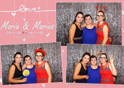 Cabina Foto Showtime - FUN BOX - Nunta - Maria & Marius - Restaurant OK Ballroom Ramnicu Valcea - Event Factory (50)
