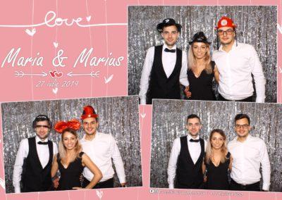 Cabina Foto Showtime - FUN BOX - Nunta - Maria & Marius - Restaurant OK Ballroom Ramnicu Valcea - Event Factory (51)