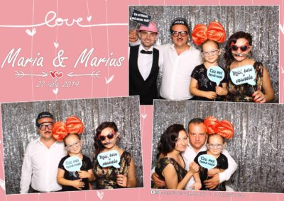 Cabina Foto Showtime - FUN BOX - Nunta - Maria & Marius - Restaurant OK Ballroom Ramnicu Valcea - Event Factory (52)