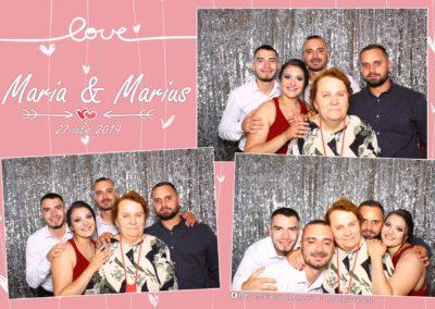 Cabina Foto Showtime - FUN BOX - Nunta - Maria & Marius - Restaurant OK Ballroom Ramnicu Valcea - Event Factory (54)