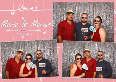 Cabina Foto Showtime - FUN BOX - Nunta - Maria & Marius - Restaurant OK Ballroom Ramnicu Valcea - Event Factory (56)