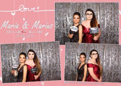 Cabina Foto Showtime - FUN BOX - Nunta - Maria & Marius - Restaurant OK Ballroom Ramnicu Valcea - Event Factory (57)