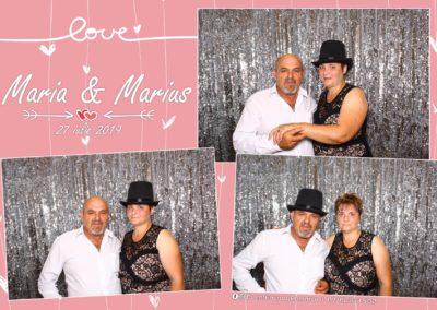 Cabina Foto Showtime - FUN BOX - Nunta - Maria & Marius - Restaurant OK Ballroom Ramnicu Valcea - Event Factory (59)