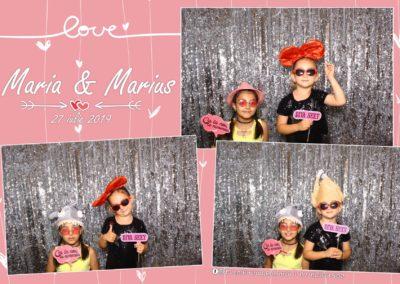 Cabina Foto Showtime - FUN BOX - Nunta - Maria & Marius - Restaurant OK Ballroom Ramnicu Valcea - Event Factory (60)